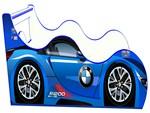 Синій БМВ Д-011