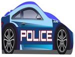 Синій Бренд Поліція