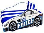 Белый Полиция
