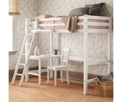 Ліжко-горище зі столом Ханна Лофт
