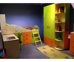 Модульна спальня Фрутіс із 3 предметів
