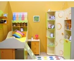 Дитяча модульна спальня Фрутіс з із 5 предметів