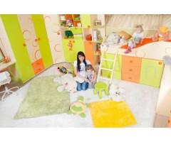 Дитяча модульна спальня Фрутіс із 5 предметів