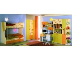 Дитяча кімната Фруттіс з 6 предметів