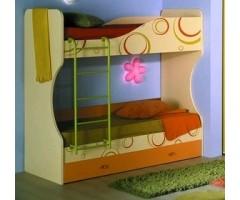 Двухъярусная кровать Фруттис