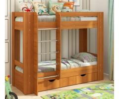 Двоярусне ліжко з ящиками Дует -3