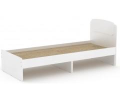 Кровать с высоким изголовьем 80х200 Классика-80