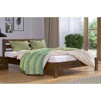Ліжко з щита буку Рената Люкс