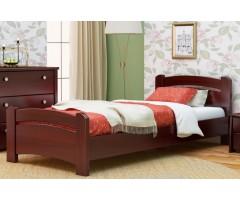 Ліжко з масиву бука Венеція