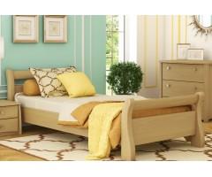 Ліжко з масиву бука Діана