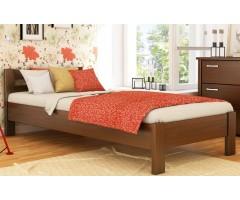 Ліжко з масиву бука Рената