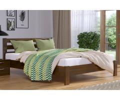 Ліжко з масиву бука Рената Люкс