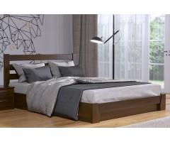 Кровать из массив бука Селена