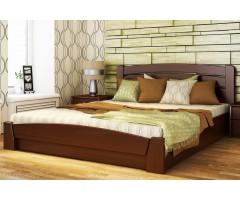 Ліжко з масиву бука Селена Аурі