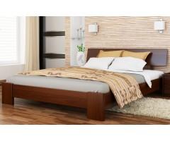 Ліжко з масиву бука Титан