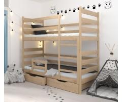 Двухэтажная кровать Амели бук