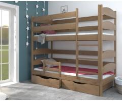 Двухъярусная кровать Лакки бук