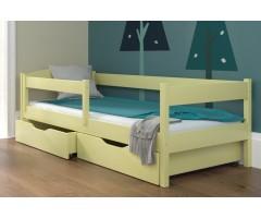 Букове ліжко для підлітка Мартель бук