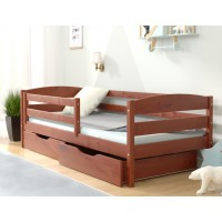 Буковая детская кровать Хьюго бук