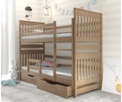 Двухъярусная кровать из бука Адель Дуо