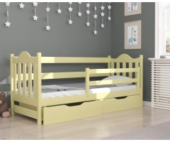 Ліжко з буку Аврора