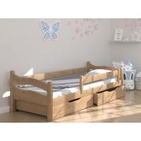 Буковая кровать Злата