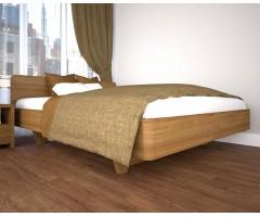 Двоспальне ліжко в стилі модерн Ліана