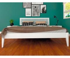 Ліжко Мілена з натуральної деревини