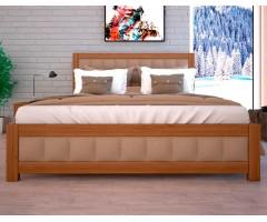 Ліжко з м'якими бильцями Меланта