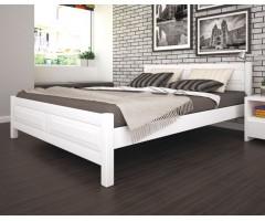 Екологічне ліжко з фільончастими фасадами ЛК-7