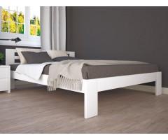 Классическая кровать с широкими ножками ЛК-10