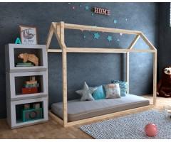 Підліткове підлогове ліжко будиночок Анетті