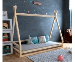 Підлоговий будиночок-ліжко Вігвам Моана