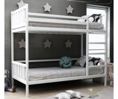 Сучасне двоярусне ліжко Хатіко