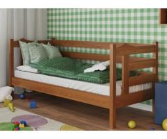 Кровать из натурального дерева Санта-1