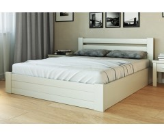 Классическая кровать Жасмин ПМ с подъемным механизмом
