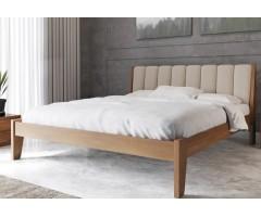 Сучасне дерев'яне ліжко Токіо 50