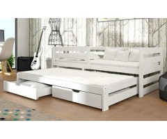 Дворівневе ліжко Кетті
