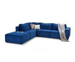 Модульний кутовий диван Лацио