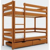 Двухъярусная кровать Дуэт-2 ольха