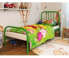 Дитяче металеве ліжко Бамбо 60х140 см