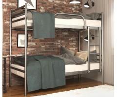 Двухъярусная металлическая кровать Флай Дуо