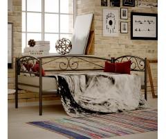 Кровать со спинкой Верона Люкс