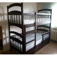 Двоярусне ліжко Каріна Люкс