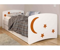 Ліжко з висувною шухлядою Флай Зорі