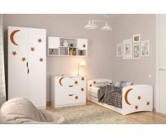 Флай Зорі набір меблів з 4х елементів в дитячу кімнату