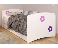 Підліткове ліжко 80х170 Флай Квіти