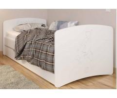 Ліжко з висувною шухлядою Флай Футбол