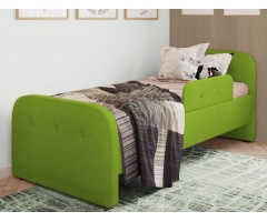 М'яке ліжко Тедді, колір в асортименті