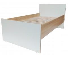 Кровать односпальная серии ЭКО